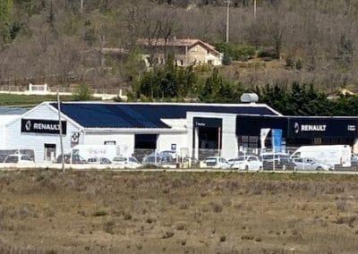 Garage Renault Perollier Bren (Drôme)